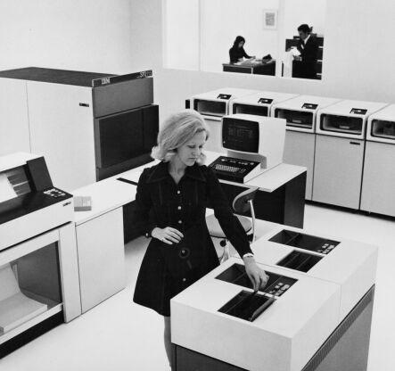 IBM S370/115